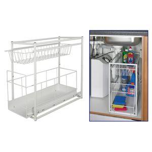 Einbauschublade für Spülschrank