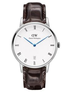 Daniel Wellington 1142DW Dapper York Damen-Armbanduhr