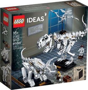 LEGO Ideas Dinosaurier-Fossilien| 21320