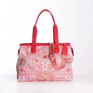 Oilily Simply Ovation Carry All M Old Rose