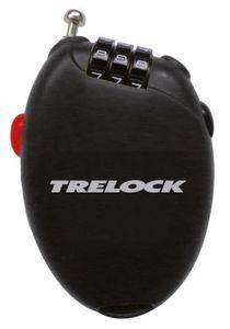 Trelock Kabelschloss Code RK 75 POCKET 75 cm / Ø 1,6 mm