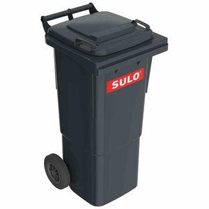 Sulo 1048348 Müllgroßbehälter grau 60l MGB 60l grau, Kunststoff