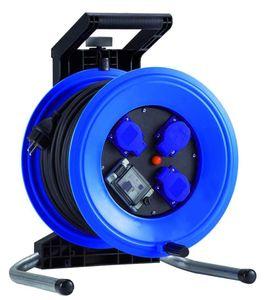 HEDI K3000TFI Kunststoff-Kabeltrommel Professional Plus 320, leer ***NEU***