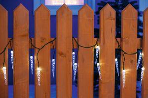 Merxx Eiszapfenkette  40er LED, 82561