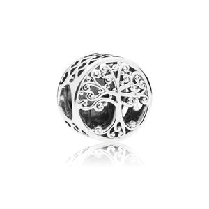 Pandora 797590 Charm Family Roots Familien-Stammbaum Sterling-Silber