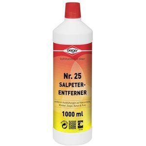 Geiger Nr.25 Salpeter-Entferner 1 Liter farblos