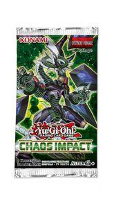 YU-GI-OH 74300 YGO YU-GI-OH Chaos Impact Booster