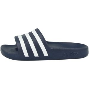 adidas Adilette Aqua Slipper Herren dark blue/footwear white/dark blue Schuhgröße UK 6 | EU 39 1/3