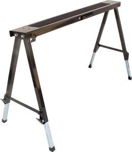 Arbeitsbock, höhenverstellbar, klappbar, 150 kg, 2er Set