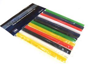 12x bunte Klebestifte Heissklebestifte Klebepatronen Heißklebesticks 7mm x100mm