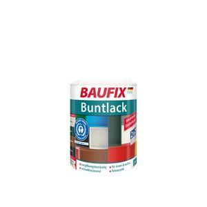 BAUFIX Buntlack seidenmatt weiß