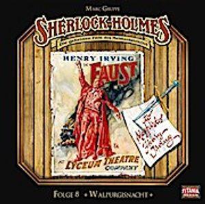 Sherlock Holmes-Folge 8-Walpurgisnacht