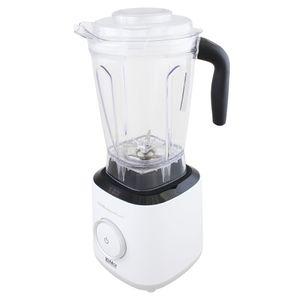 KeMar Kitchenware KSB-300W Standmixer, Hochleistungsmixer, 1.500Watt, 2 Liter Behälter, 6 Programm, BPA-frei