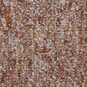 Teppichboden, Auslegware, Meterware, 200 cm x 600 cm, rot, Schlinge