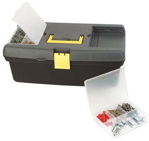 BRÜDER MANNESMANN Werkzeugbox unbestückt