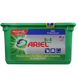 Ariel Pods 3 in 1 Regular Wasmiddel - 35 stuks