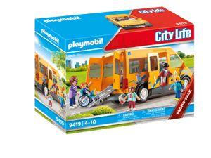 PLAYMOBIL City Life 9419 Schulbus