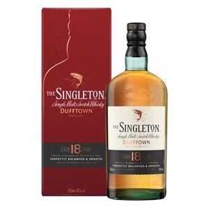 The Singleton of Dufftown 18 Jahre Speyside Single Malt Scotch Whisky in Geschenkpackung | 40 % vol | 0,7 l