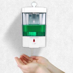 700 ml automatische Seifenspenderpumpe an der Wand Home Office Hospital Hotel Restaurant