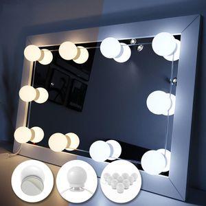 LED-Beleuchtung Schminktisch Frisiertsich Lichter 10 LED für Make-Up