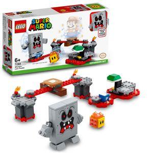 LEGO 71364 Super Mario Wummps Lava-Ärger – Erweiterungsset, Bauspiel