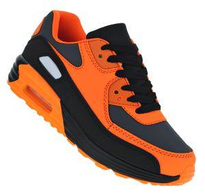 Art 276 Neon Turnschuhe Schuhe Sneaker Sportschuhe Neu Herren Damen, Schuhgröße:42