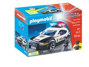 Playmobil 5673 City Action Police Car