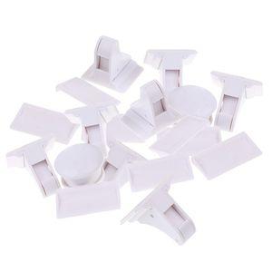 10x Babysicherheit Magnetisches Schrankschloss-Set ohne Bohren und Schrauben für Schranksicherung