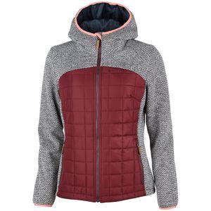 High Colorado Kandel Hybridjacke Damen Größe: 44 Farbe: 3128 persian plum