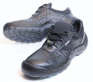 OTTER 93616 Sicherheitsschuh Sicherheitsschuhe Arbeitsschuhe Schuh flach ESD , Größe:39