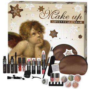 Adventskalender Angelic Beauty Kosmetik Engel Advent Boulevard de Beaute 24+1