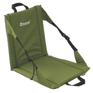 Outwell Cardiel Klappbarer Klappstuhl piquant green