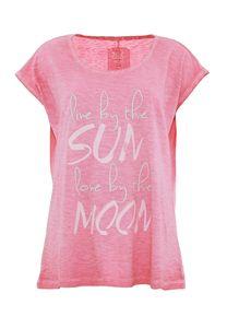 IPSA: Shirt aus Biobaumwolle, Color:Pink, Size:XS