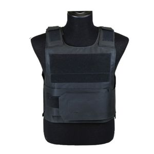 Taktische Weste Outdoor-Schutzausrüstung taktische Weste-schwarz