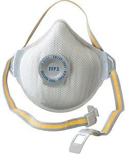 1x MOLDEX Air Plus Atemschutzmaske 3405 FFP3 R D wiederverwendbar mit Ventil 1 Stück