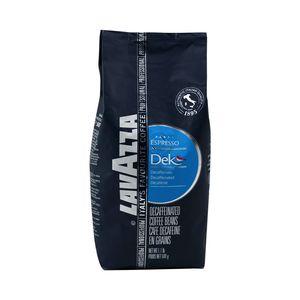 LAVAZZA DEK Kaffee ganze Bohnen 500g Packung