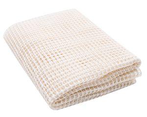 Antirutschmatte für Teppiche, 80x200 cm, rohweiß