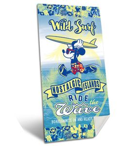 Disney Mickey Mouse - Badehandtuch Badetuch XXL Strandtuch 70x140 cm
