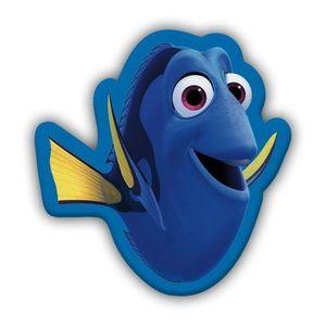 "Findet Dorie / Findet Nemo - Form Deko Kissen ""Dory"""