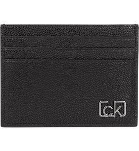 Calvin Klein - Cardholder 6cc - Herren - black
