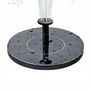 VORKYCASE Wasserspiel Springbrunnen Solar Pumpe Teichpumpe Brunnen Fontäne Teich Garten