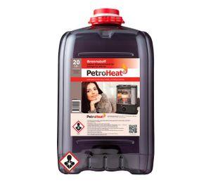 20 L Liter geruchsarm Petroleum zum Heizen für Heizofen Petroleumofen Camping