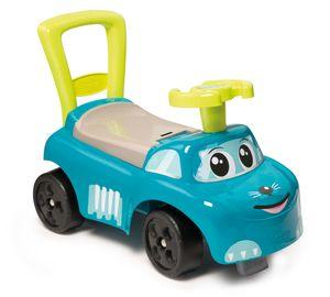 Smoby Mein erstes Auto Rutscherfahrzeug blau