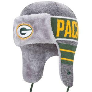 New Era Wintermütze FROSTY TRAPPER - Green Bay Packers