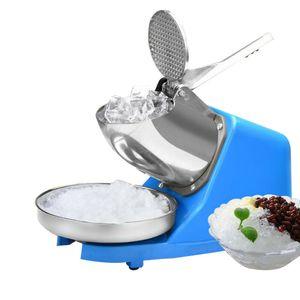 Elektrische Eiscrusher Edelstahl  Ice Crusheisbereiter Maker Ice Crusher Smoothie Maker  Eiscrusher Ice 65Kg