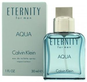 *C K Eternity Aqua U Edt 30 Vapo