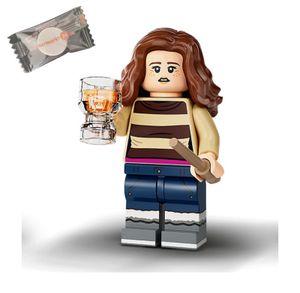 Lego® 71028 Harry Potter™ Minifiguren - Figur 8 Hermine Granger + 1 stickermarkt24de Gum
