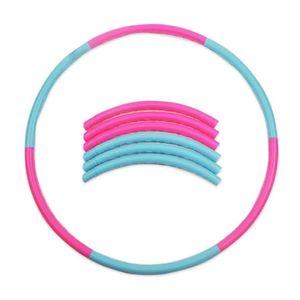 Hula-Hoop Reifen - teilbarer Hullahub-Reifen - Fitness-Reifen - HoolaHoop für Kinder