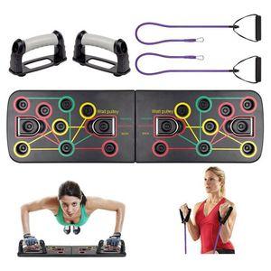 Push-Up Boards Haushalt Multifunktions Umfassende Fitness uebung Training Push-Up Steht Bodybuilding Training