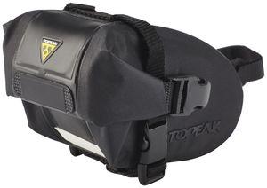 Topeak Wedge DryBag Strap Satteltasche schwarz Größe M